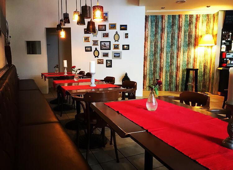 Räume des Lokals in München - Grill House Blay Watch